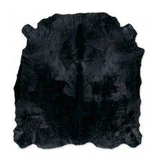 Cow Skin Black - 200x220