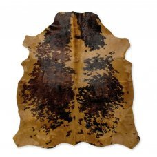 Cow Skin Brown Spots - 200x220