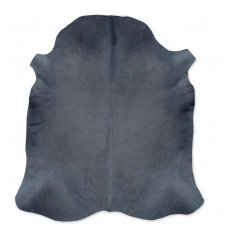 Cow Skin Dark Grey - 200x220