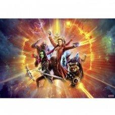 Φωτοταπετσαρία Τοίχου Komar 8-4030 Guardians Of The Galaxy (3.68 x2.54 m)