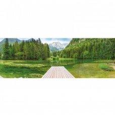 Φωτοταπετσαρία Τοίχου Komar 8-538 Green Lake (3.68 x1.27 m)