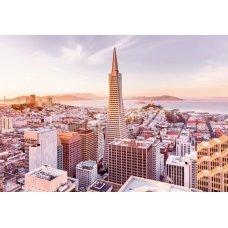 Φωτοταπετσαρία Τοίχου Komar 8-535 San Francisco Morning (3.68 x2.54 m)