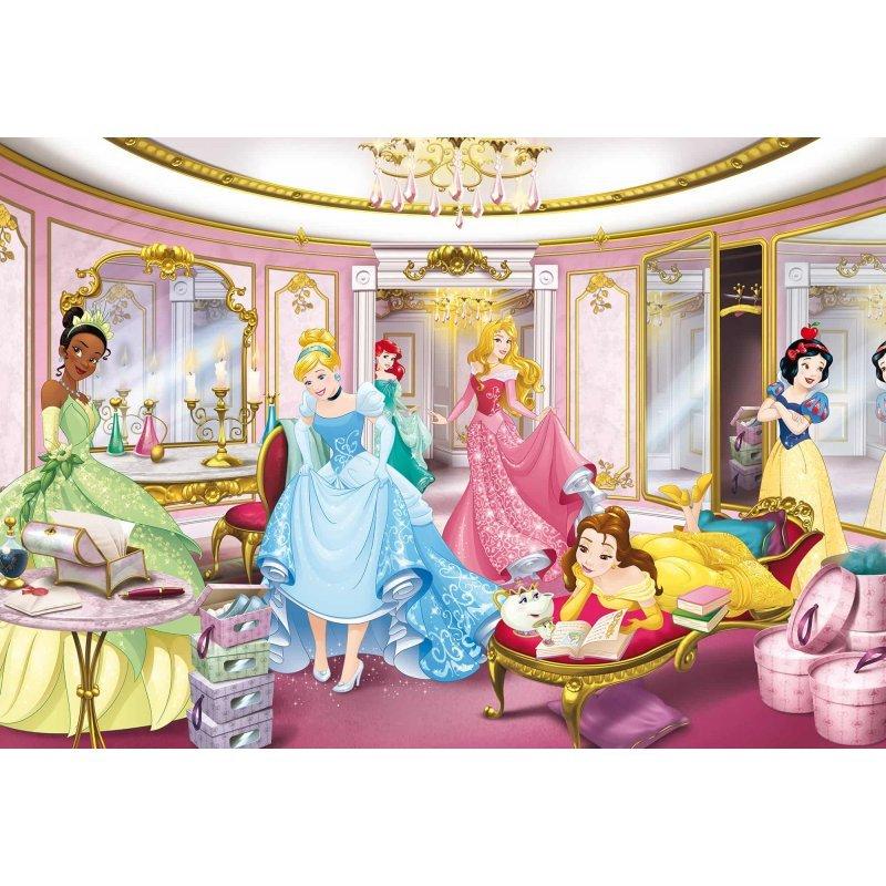 Φωτοταπετσαρία Τοίχου Komar 8-4108 Disney Princess Mirror (3.68 x2.54 m)