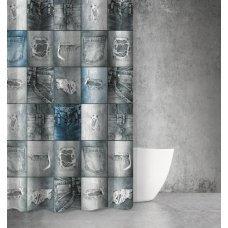 Κουρτίνα Μπάνιου Saint Clair Abstract Des 107 180x200