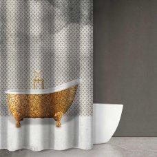 Κουρτίνα Μπάνιου Saint Clair Abstract Des 105 180x200