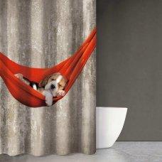 Κουρτίνα Μπάνιου Saint Clair Animals Des 201 180x200