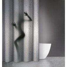 Κουρτίνα Μπάνιου Saint Clair Zen Body Des 810 180x200