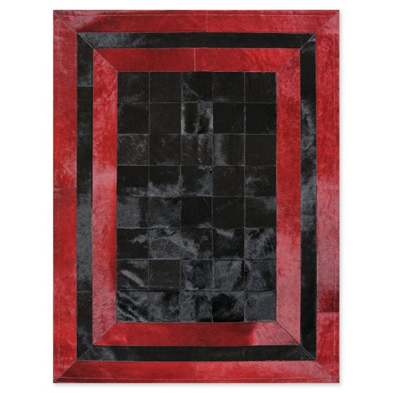 Δερμάτινο Χαλί Sr.2 Black/Red