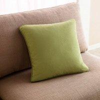 Διακοσμητική Μαξιλαροθήκη Gofis Home Green 911/18 43 x 43
